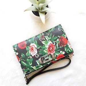 New Hold a Little iPhone X Floral Wristlet!